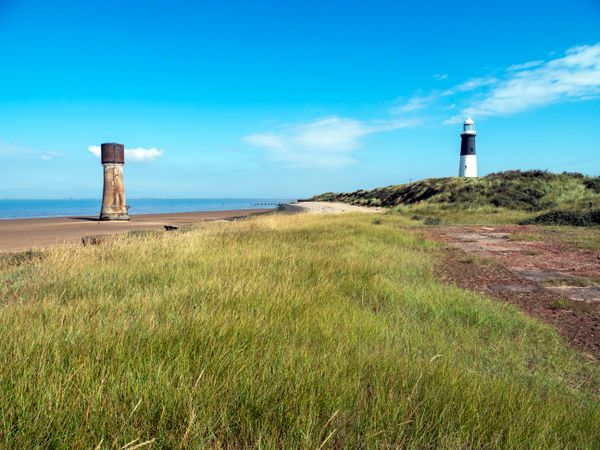 Lighthouses at Spurn Point