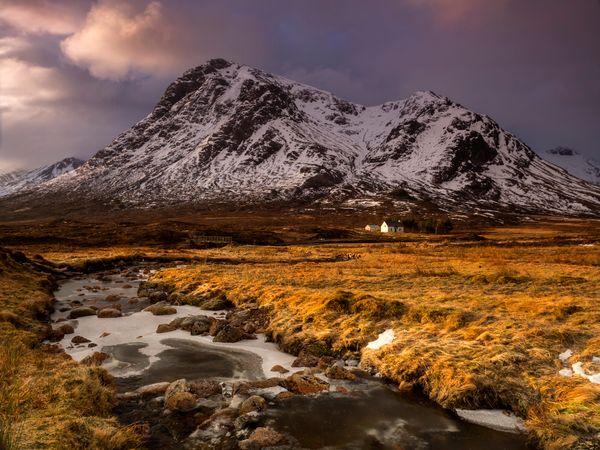 Scotlands Mountains