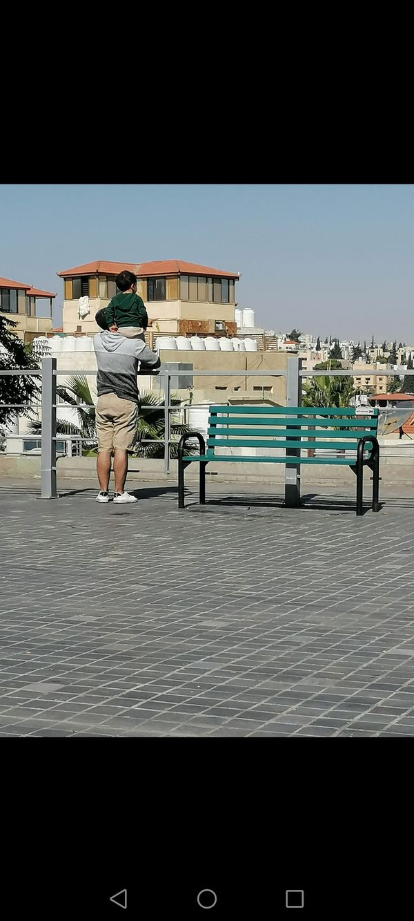 In the love of Amman City