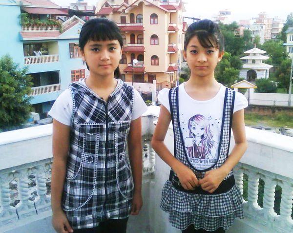 Rohini & Rashika 5