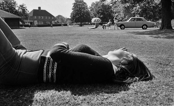 Lazy 1970s Summer Sunday...