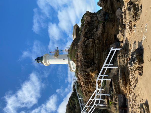 Lighthouse at Queenscliff