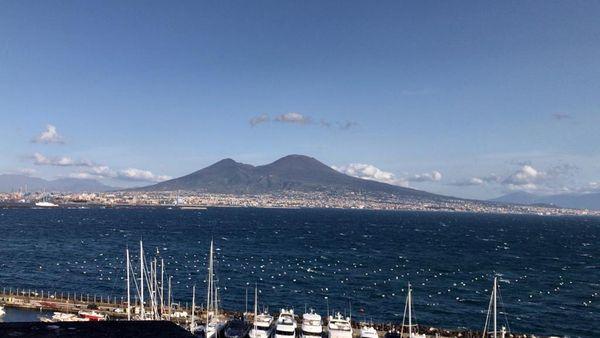 Vesuvio Napoli