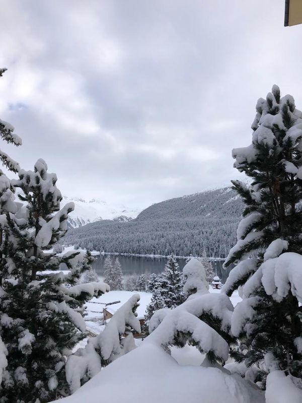 St.Moritz Lake
