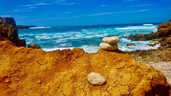 Beach of Peniche