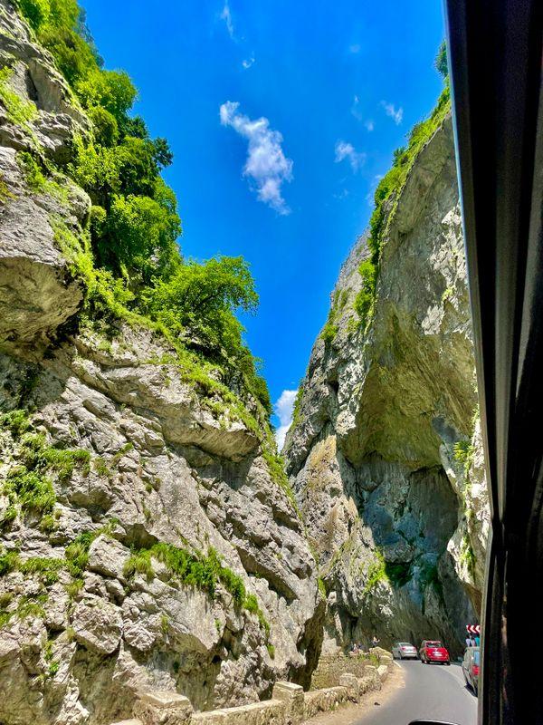 Bekas Gorge