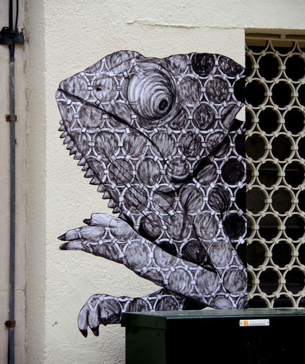 Chameleon #2