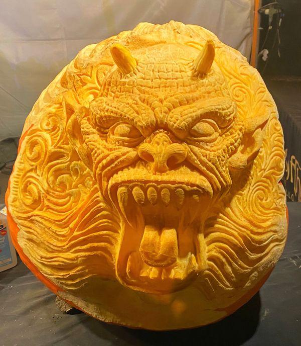 EPIC Pumpkin Carving