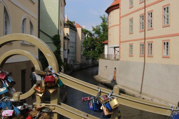 Bridge in Prag