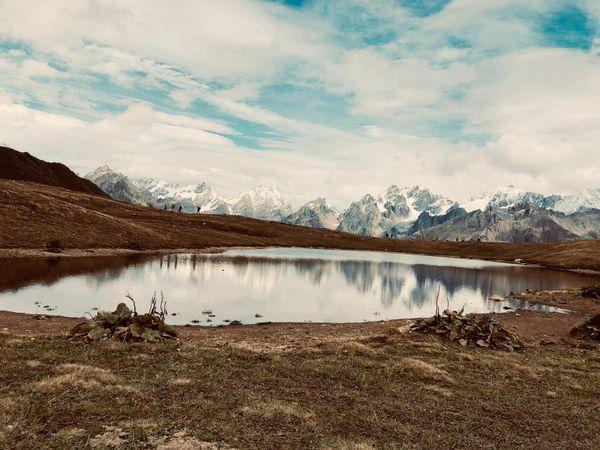 Koruldi Lake, Svaneti Georgia