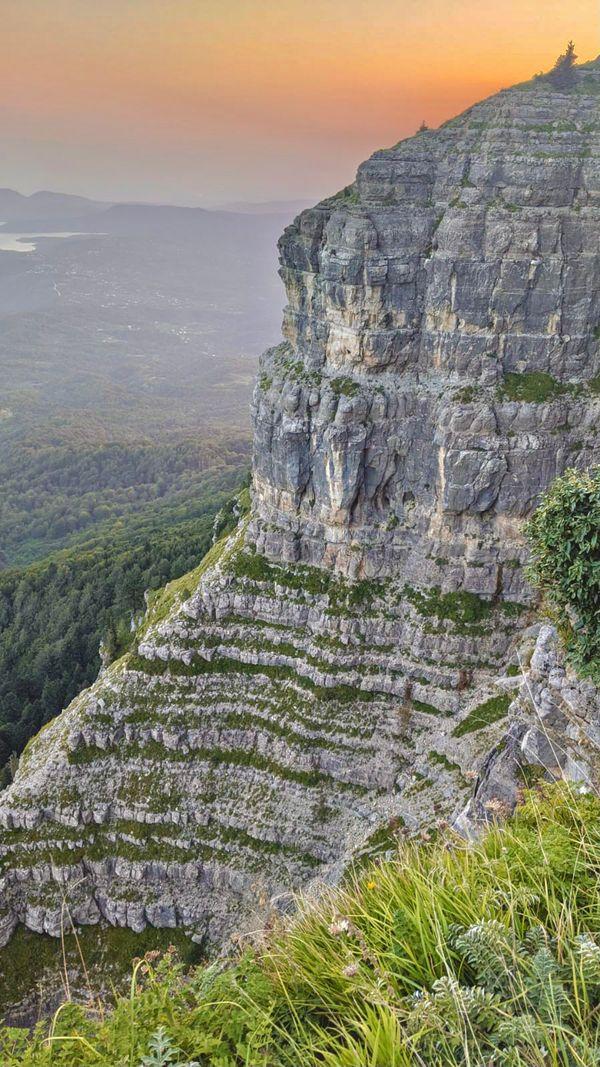Tskhrajvari ( ????????? ) Mountain