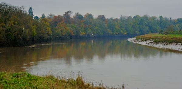 River Avon at Pill.