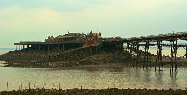 The Old Pier, Birnbeck Pier Weston-super-Mare