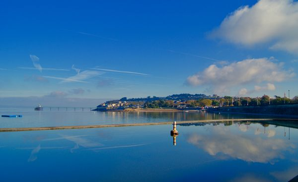 Reflections,  Clevedon.