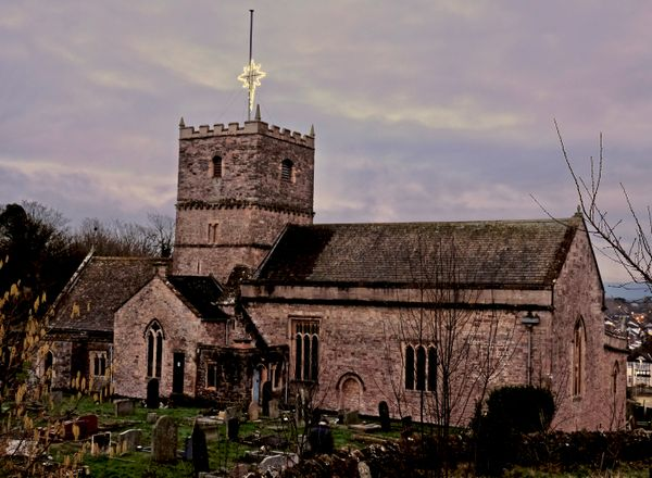 St. Andrews Church Clevedon.