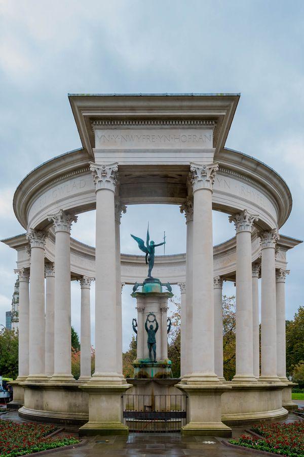 War Memorial Cardiff