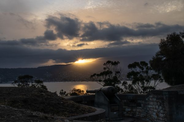 Kangaroo Bluff sunset 2