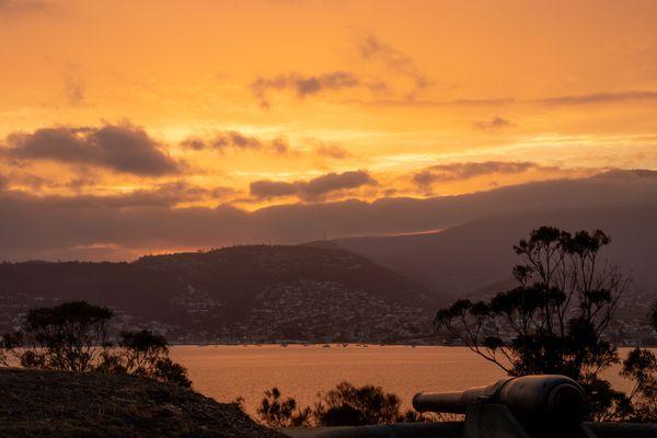 Kangaroo Bluff sunset 3