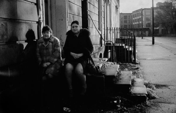 Street ladies_Glasgow, Scotland 1978