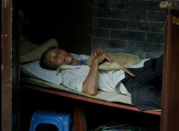 Sleep_Shenzhen, China 2008
