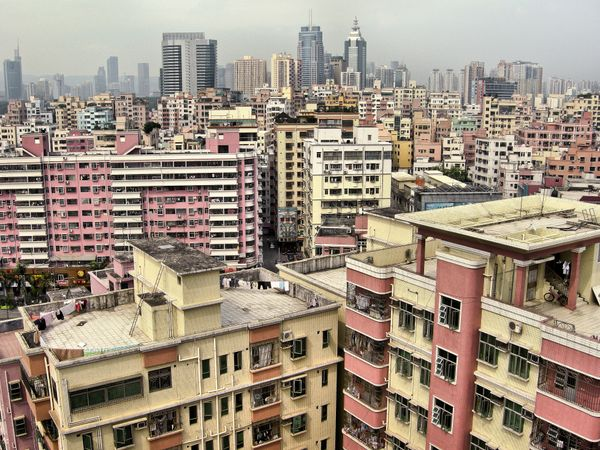 Endless_Shenzhen, China 2008