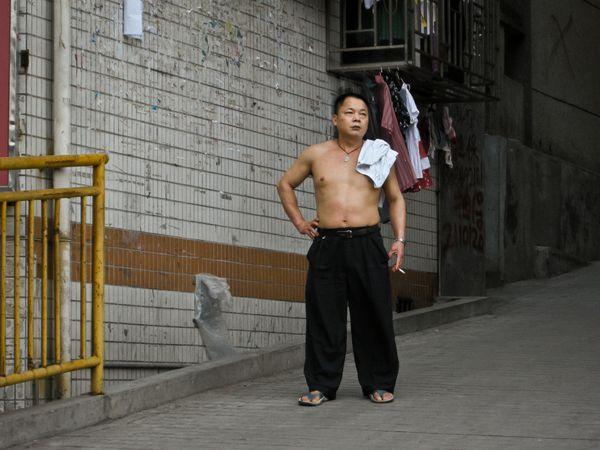 Topless_Shenzhen, China 2008
