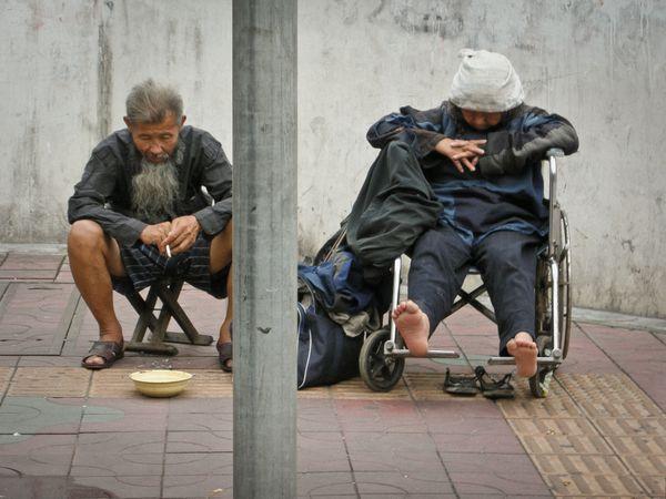 Poverty_Shenzhen, China 2008