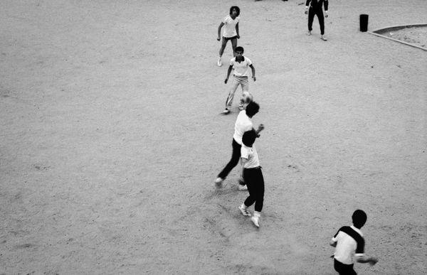 Football_Paris, France 1982