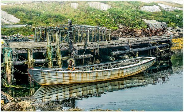 Nova Scotia  working boat