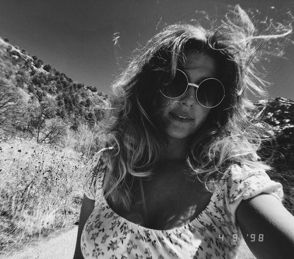 Film selfie