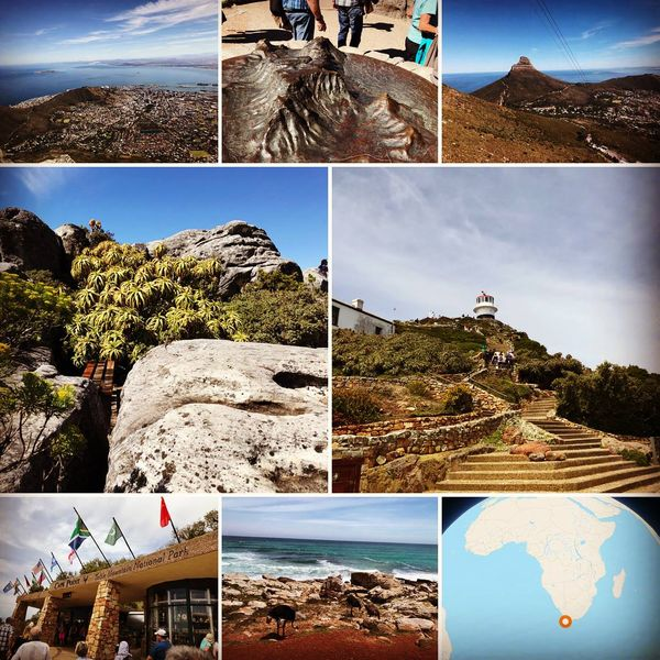 South Africa Collage