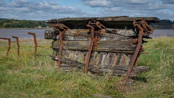 Purton Ships Graveyard