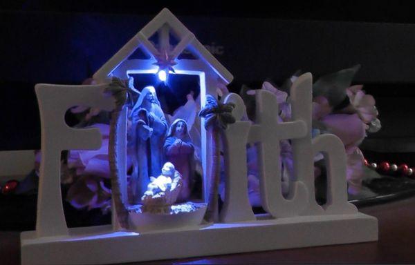 Christmas Faith