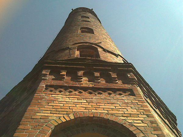 Old observation tower, Koszalin, Poland.