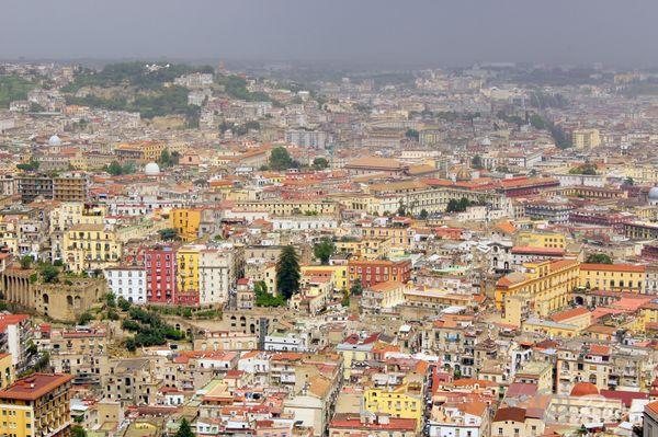 Cityscape - Naples