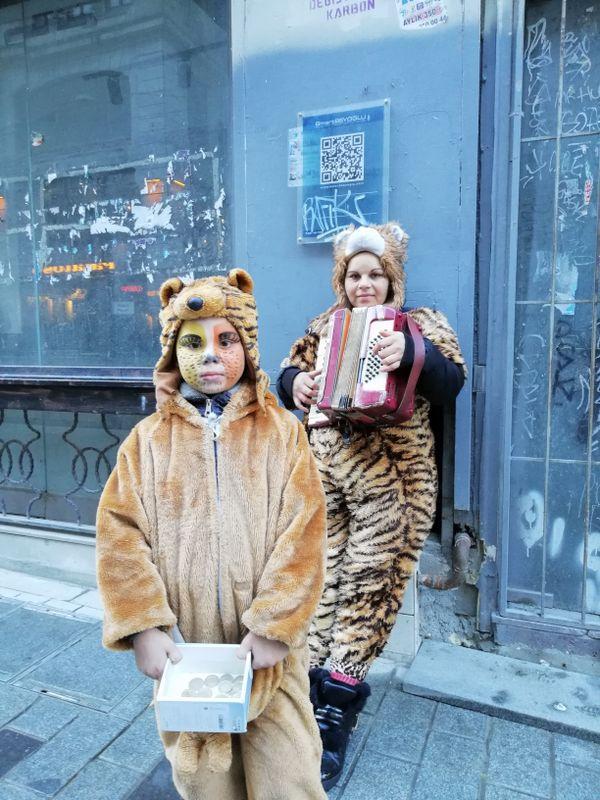 Taksim Street Music