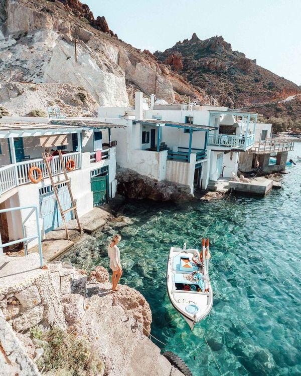 Milo,Greece