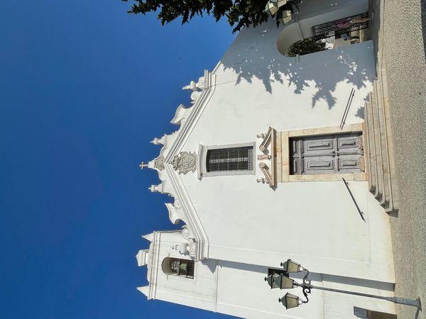 A charming Church in Castro Verdi Portugal