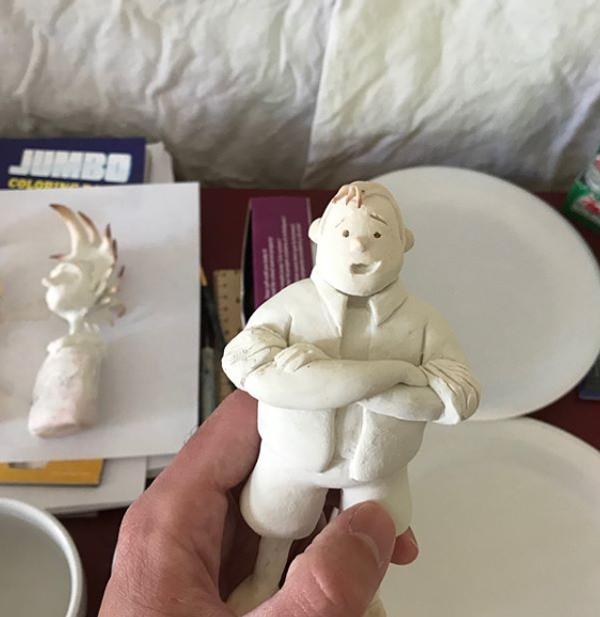 Making Mafulee Toy
