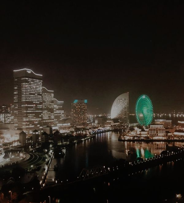 Yokohama Nights