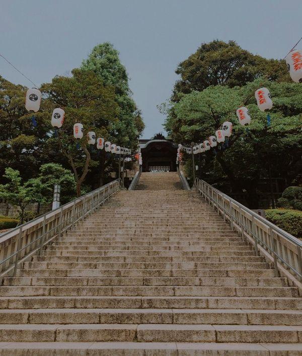 Futarayama Jinja (Shrine)