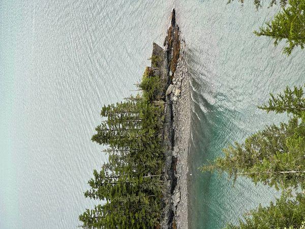 Island peninsula