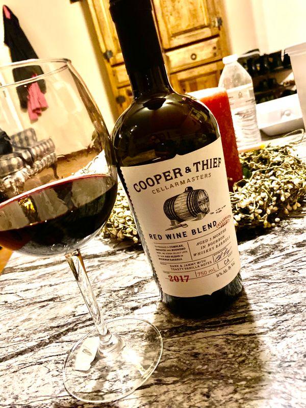 Cooper & Thief Wine
