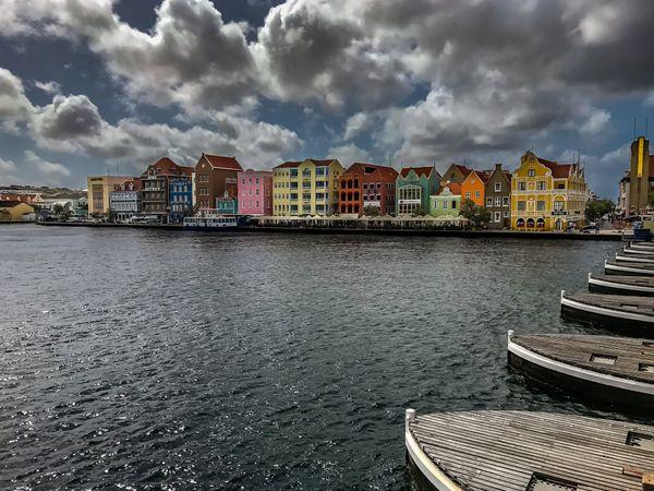 Colourful Curacao
