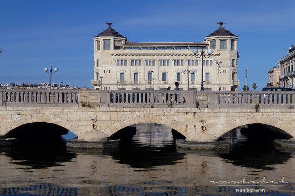 Bridge over untroubled water