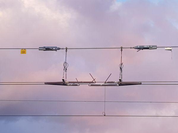 Railway Electrics in Magic Sky