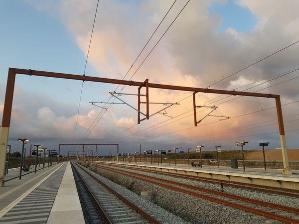 Magical Sky Tracks