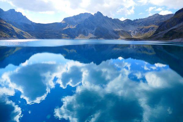 A beautiful mirror world