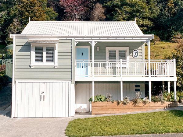Quaint Seaside Villa