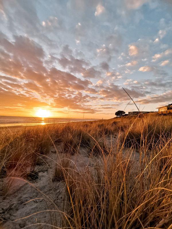 Sunrise and Sunddunes